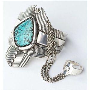 Spell thunderstruck cuff bracelet